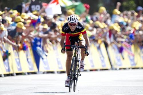 Glibert vince la prima tappa del Tour 2011