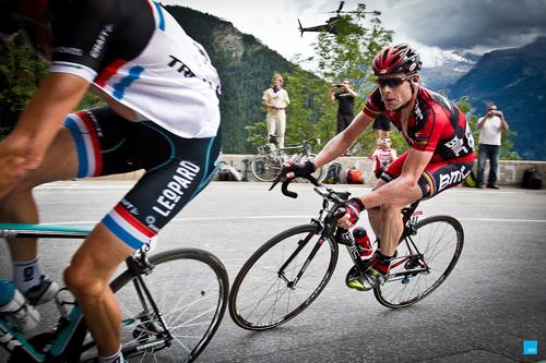 Cadel Evans al Tour