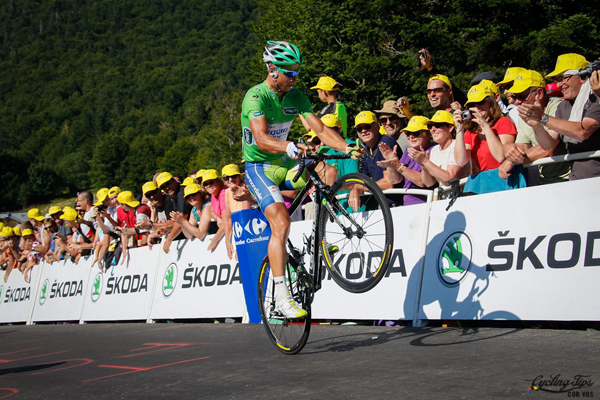 Peter Sagan impenna
