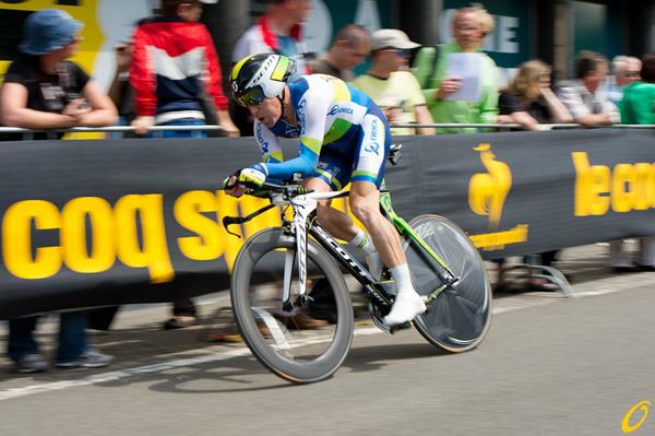 Stuart O'Grady al Tour 2012
