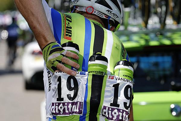 Brian Vandborg al Tour de France 2013