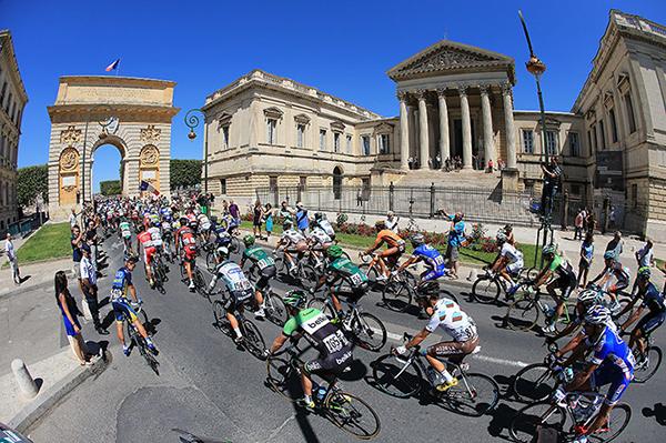 Il Tour 2013 a Montpellier