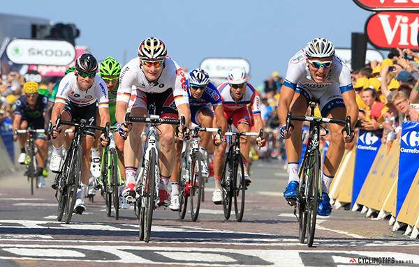 Greipel e Kittel al Tour 2013