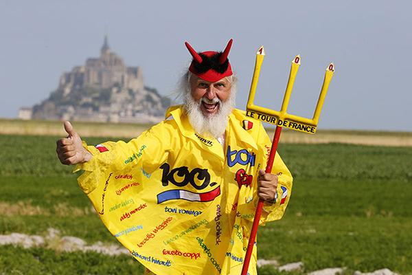 Dieter Didi Senft al Tour 2013