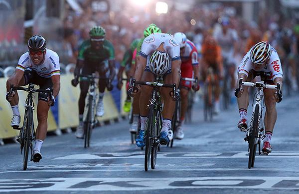 Marcel Kittel vince a Parigi nel Tour 2013
