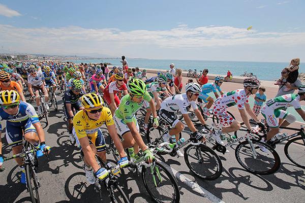 I leader delle maglie del Tour 2013