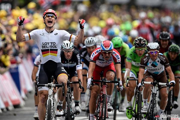 Andre Greipel al Tour 2014