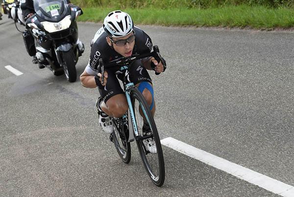 Tony Martin al Tour de France 2014