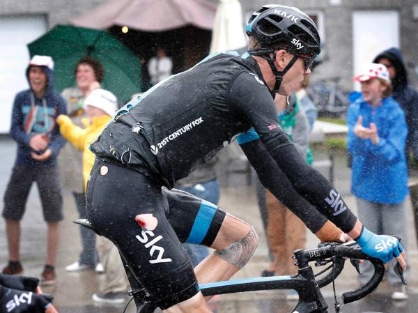 Chris Froome al Tour 2014