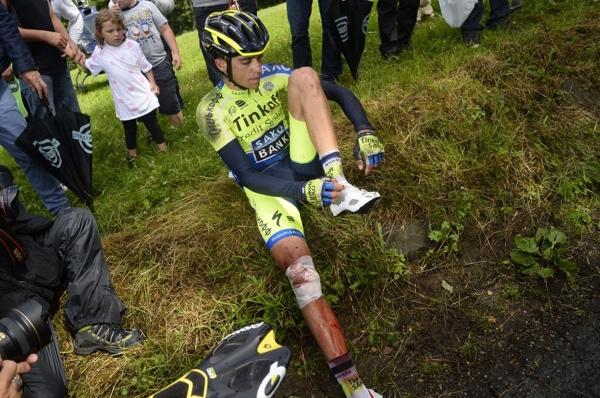 Contador al Tour 2014