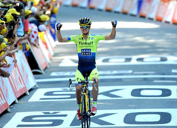 Michael Rogers al Tour de France 2014