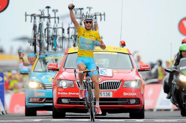 Nibali vince sui Pirenei alTour 2014