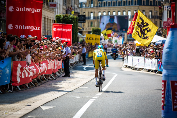 Nibali a cronometro al Tour 2014