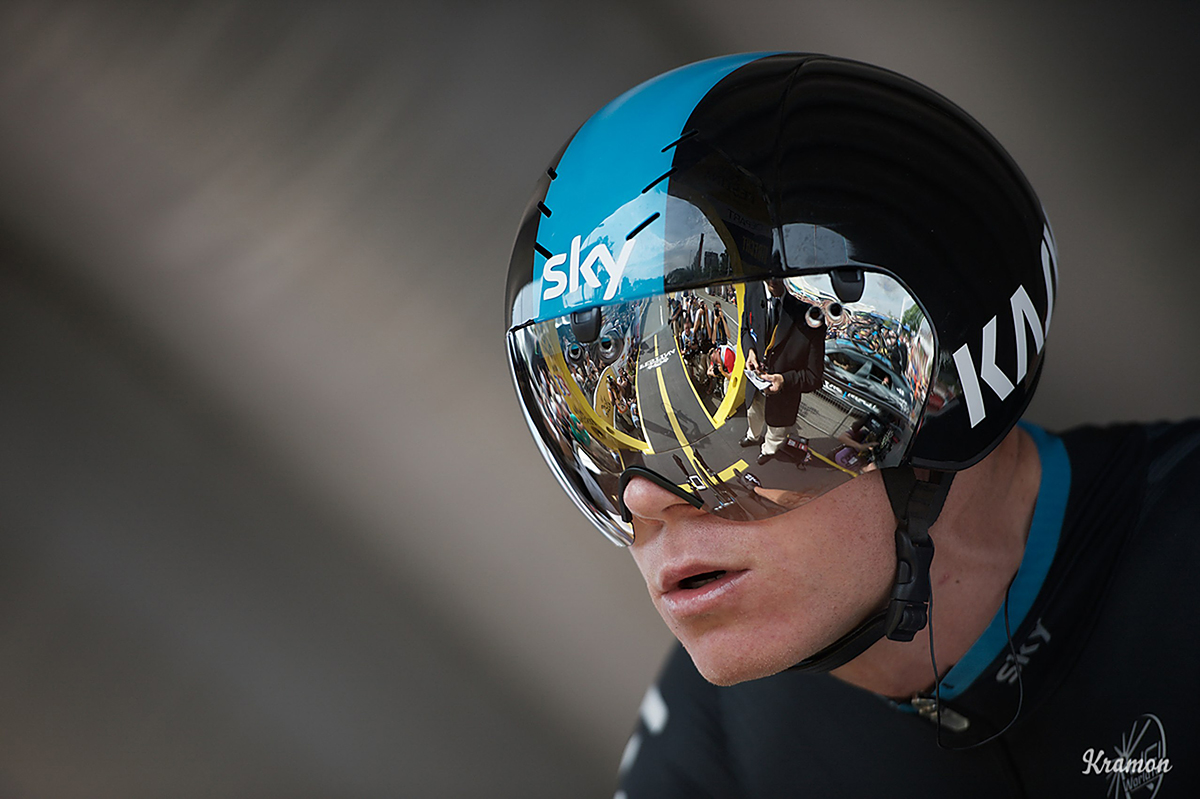 Froome al Tour de France 2015