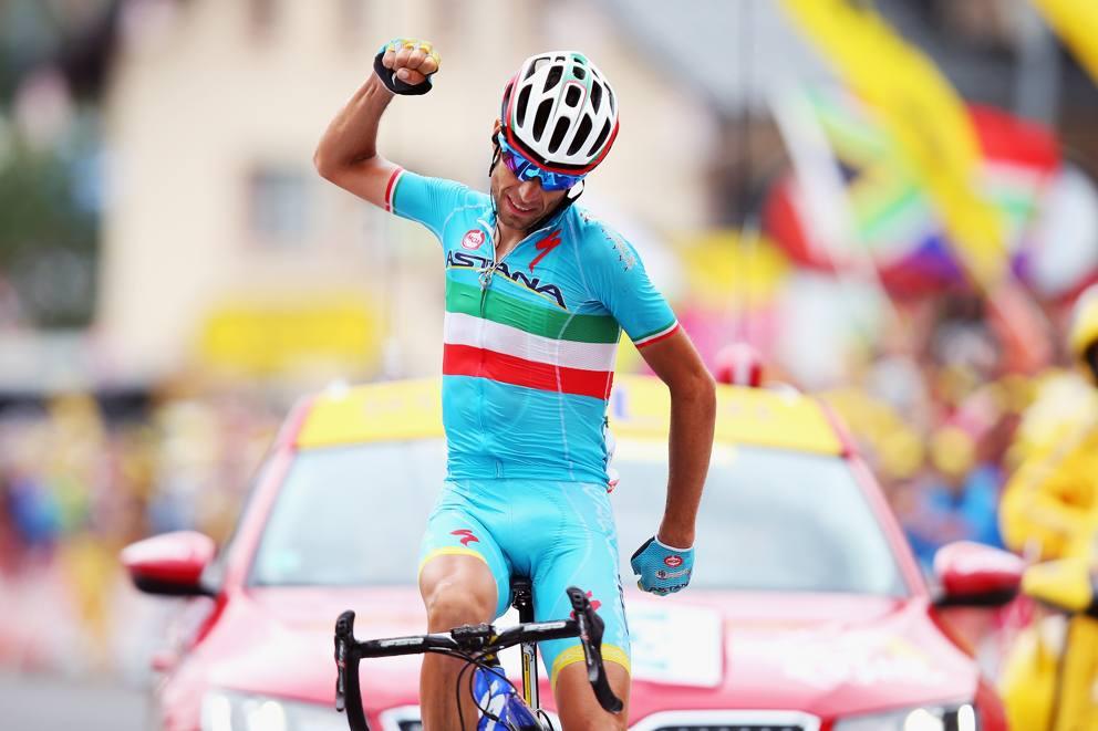 Nibali al Tour 2015