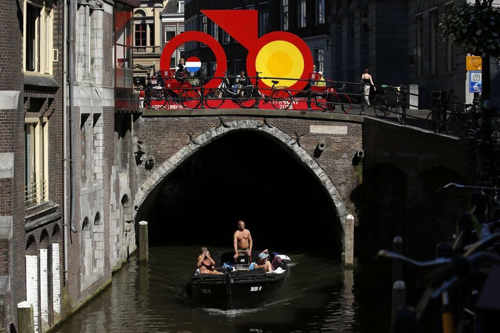 Utrecht si prepara al Tour de France 2015
