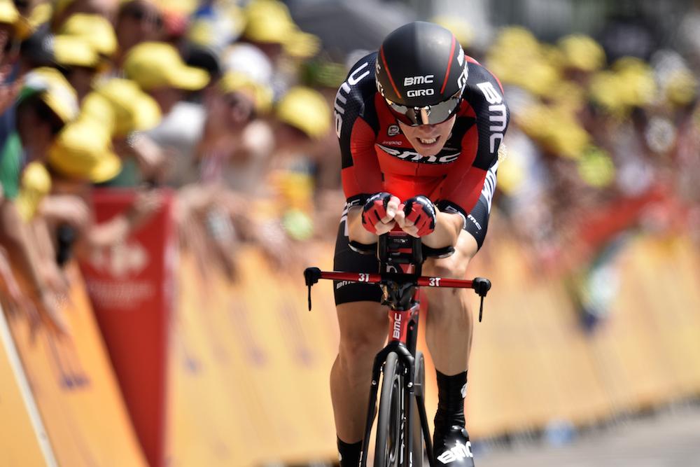 Rohan Dennis al Tour de France 2015