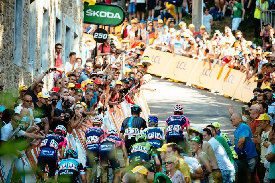 Il muro di Huy al Tour 2015