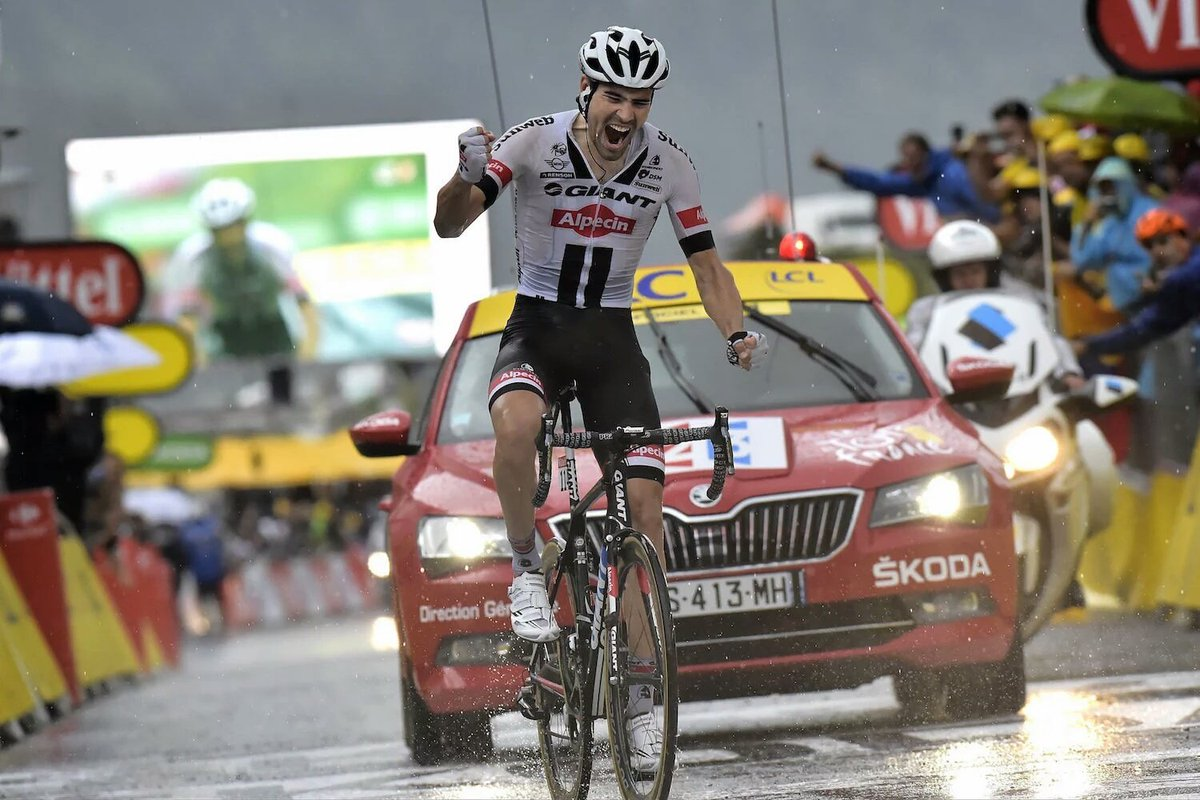 Tom Dumoulin al Tour 2016