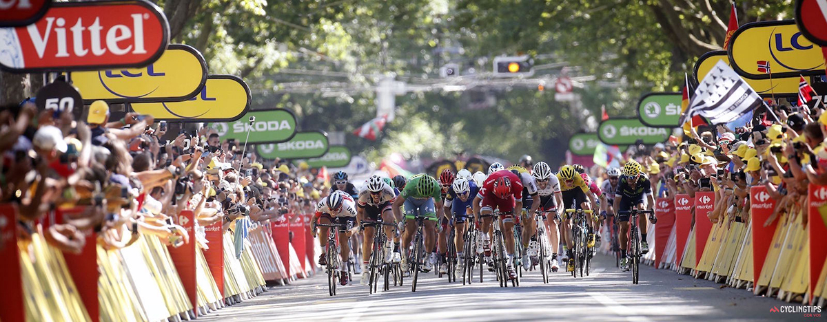 Sagan a Berna al Tour de France 2016