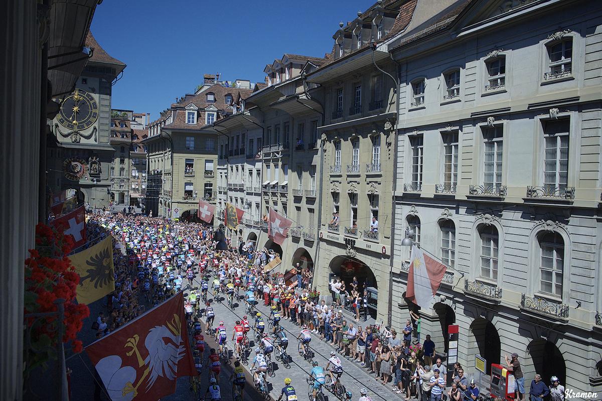 Il Tour 2016 a Berna
