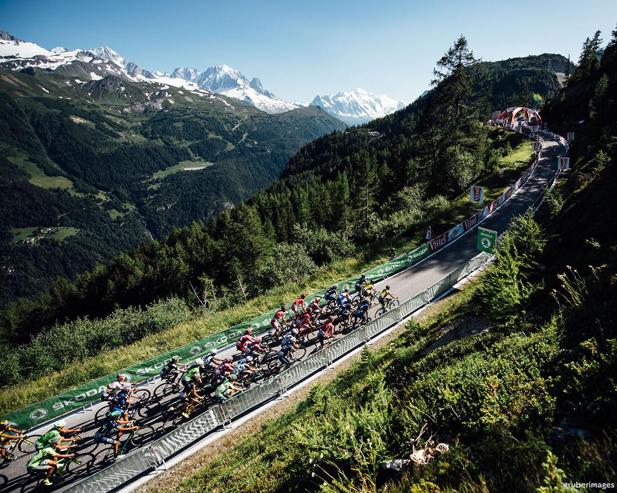 L'ultimo chilometro sulle Alpi al Tour 2016