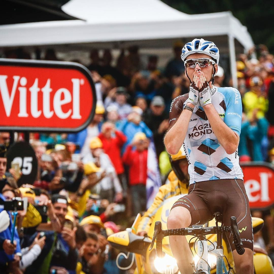 Romain Bardet al Tour de France 2016