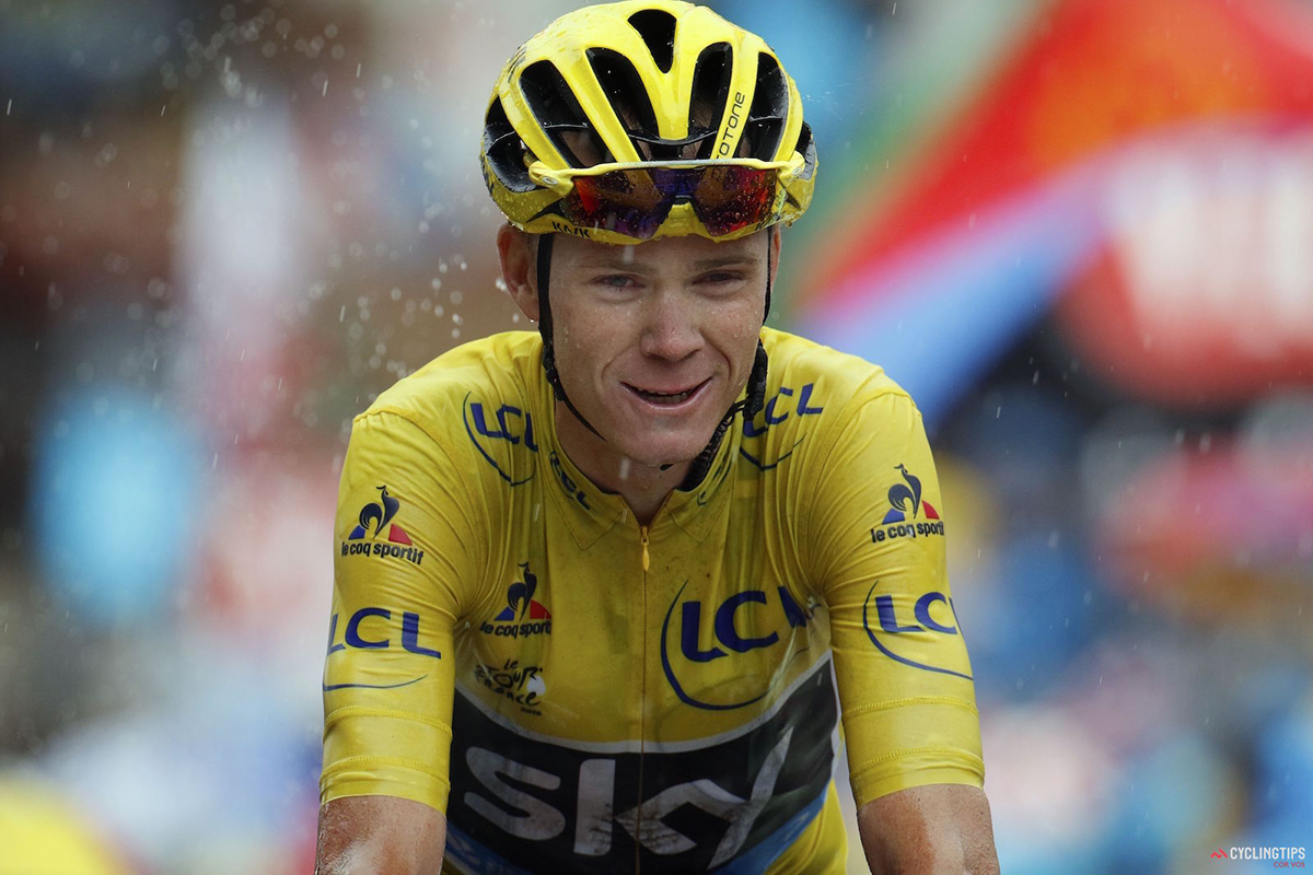 Chris Froome al Tour de France 2016