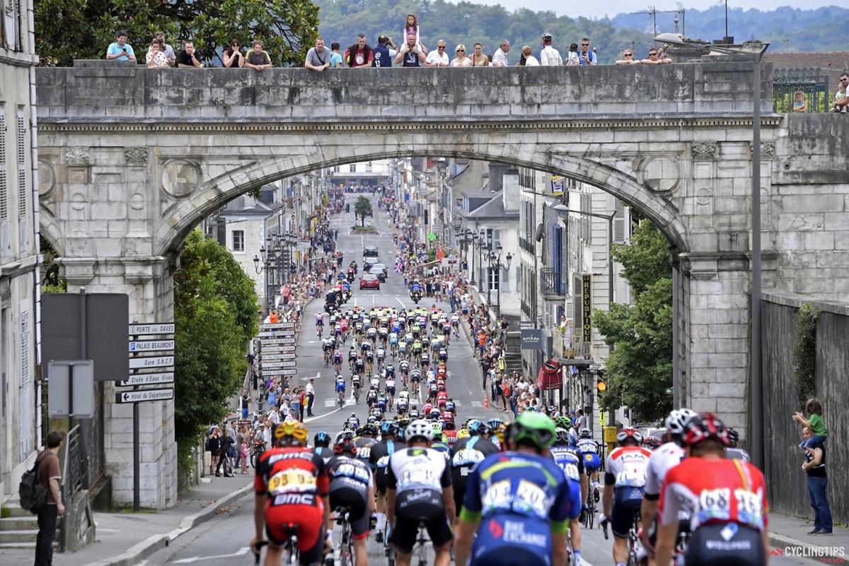Il tour de France 2016 a Bagnères-de-Luchon