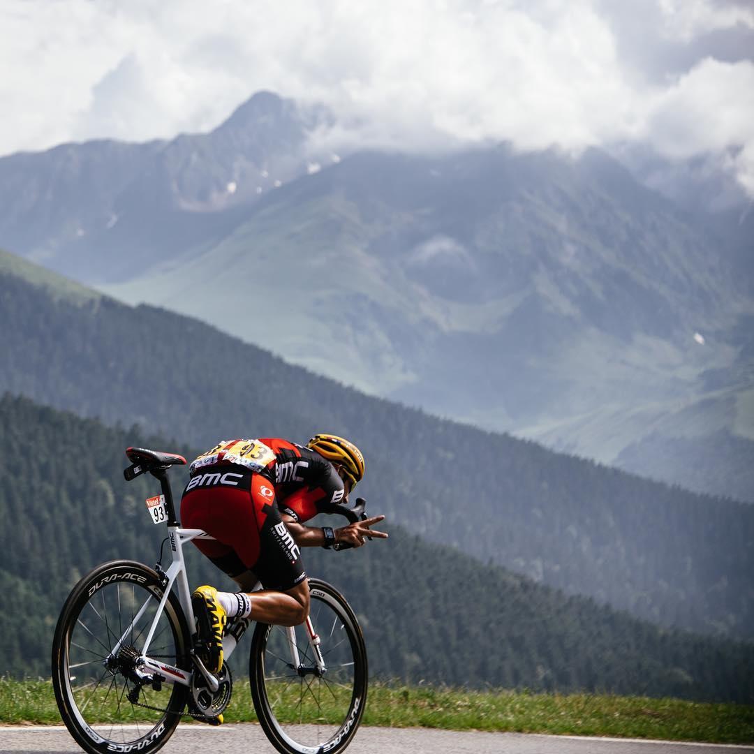Marcus Burghardt al Tour de France