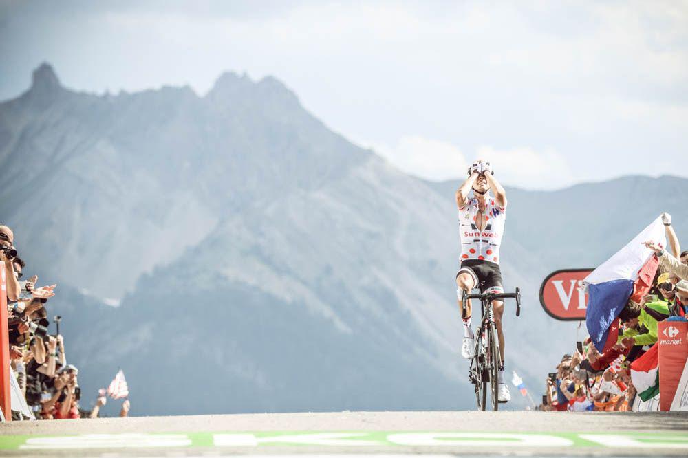 Warren Barguil vince al Tour de France 2017