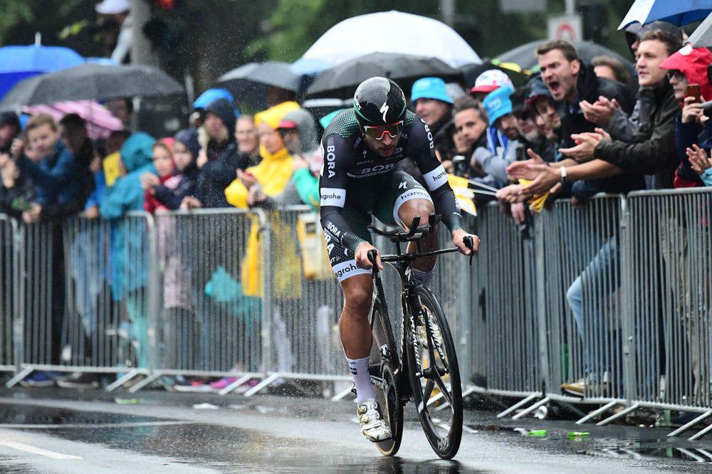 Peter Sagan alla cronometro del Tour 2017