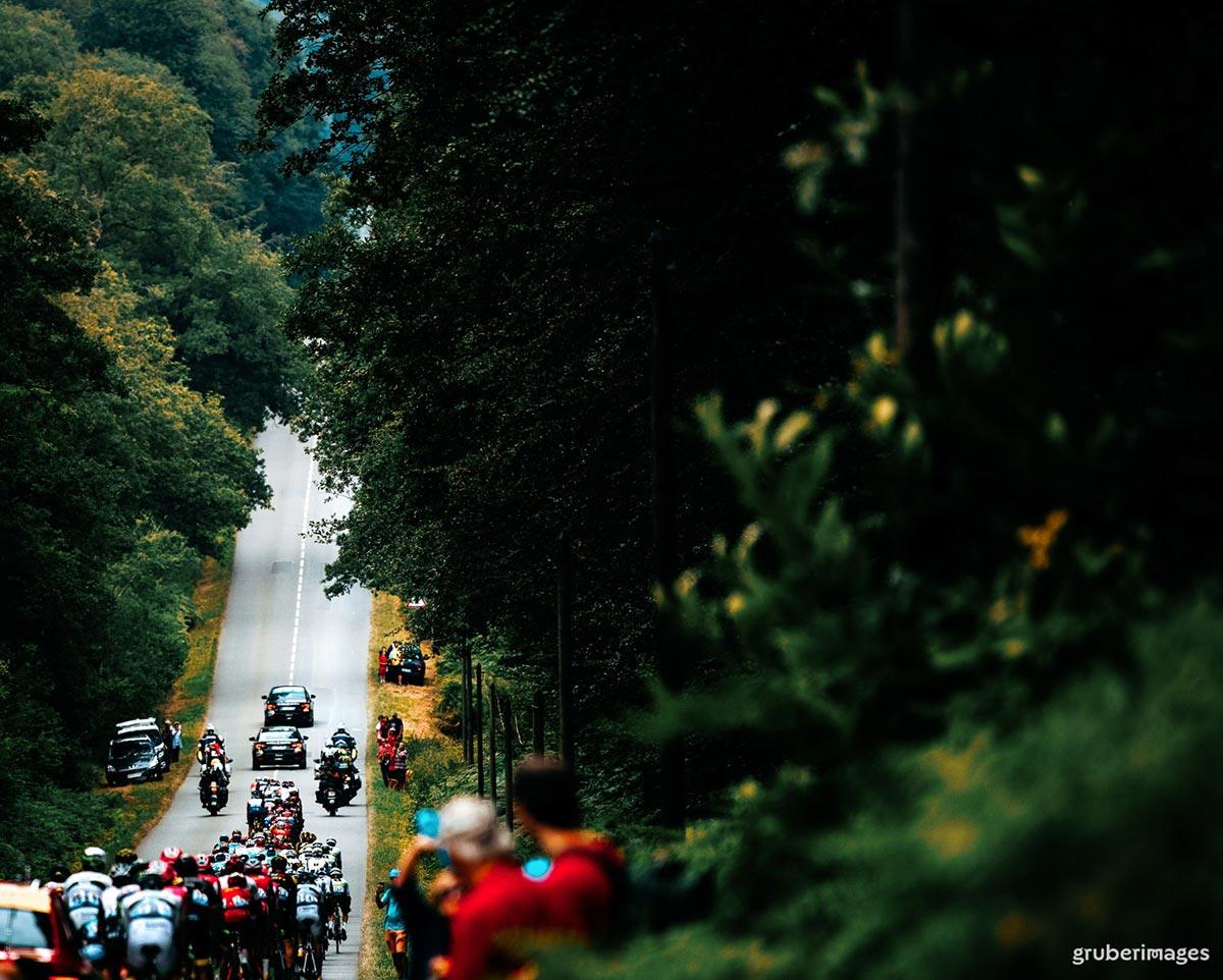 Su e giù per le strade del Tour de France