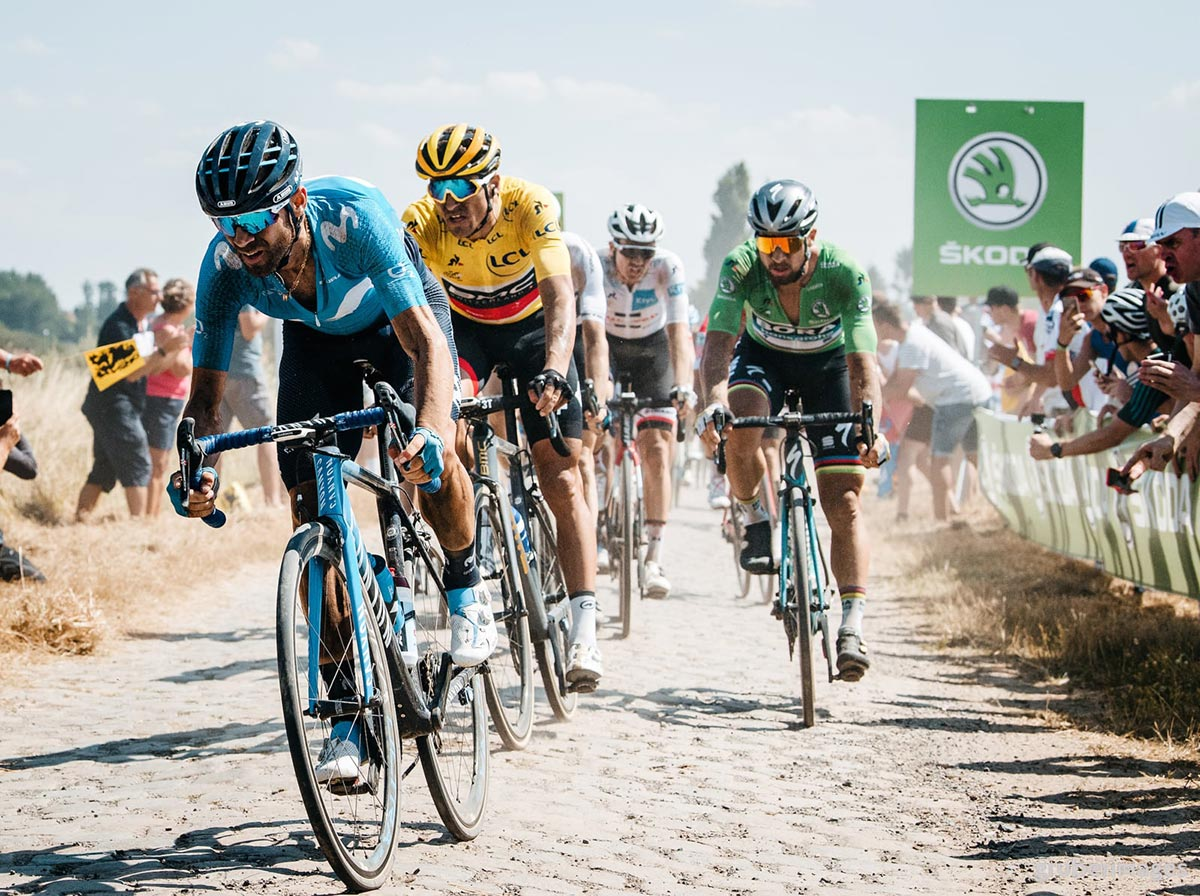 Strade bianche al Tour de France 2018