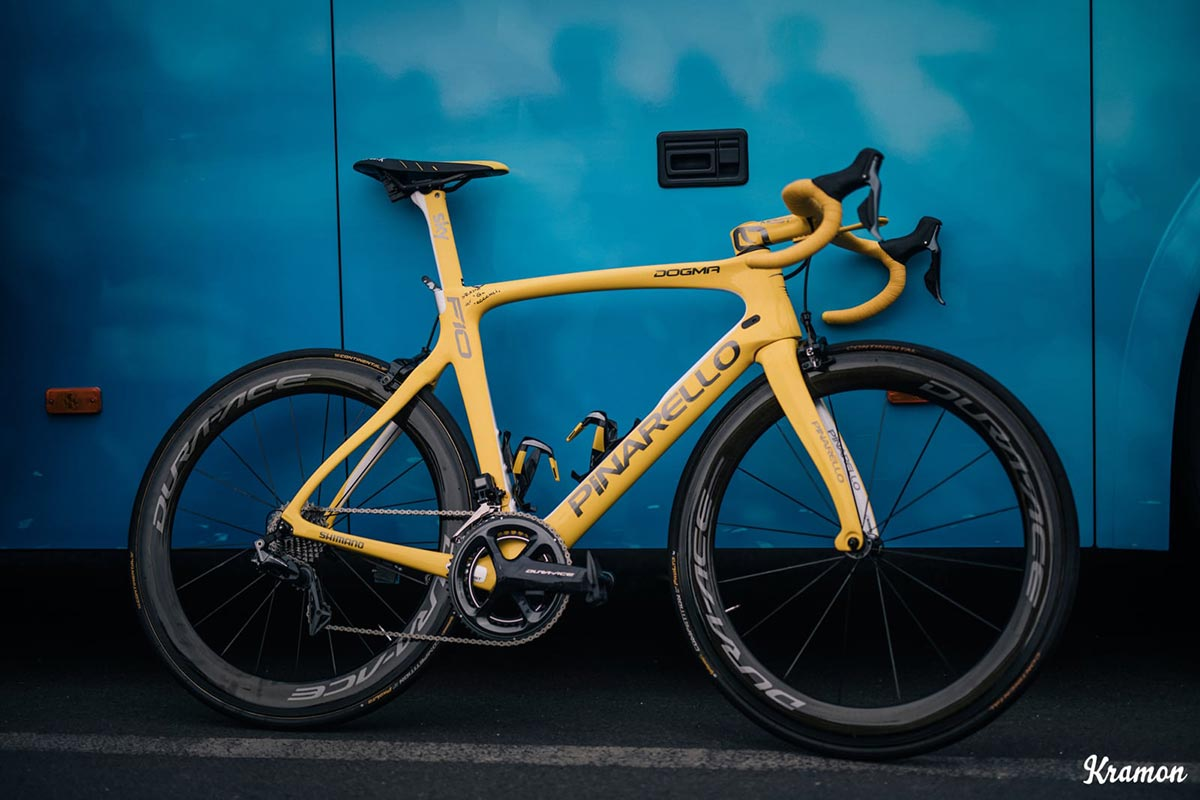 Pinarello Dogma F10 Tour de France 2018