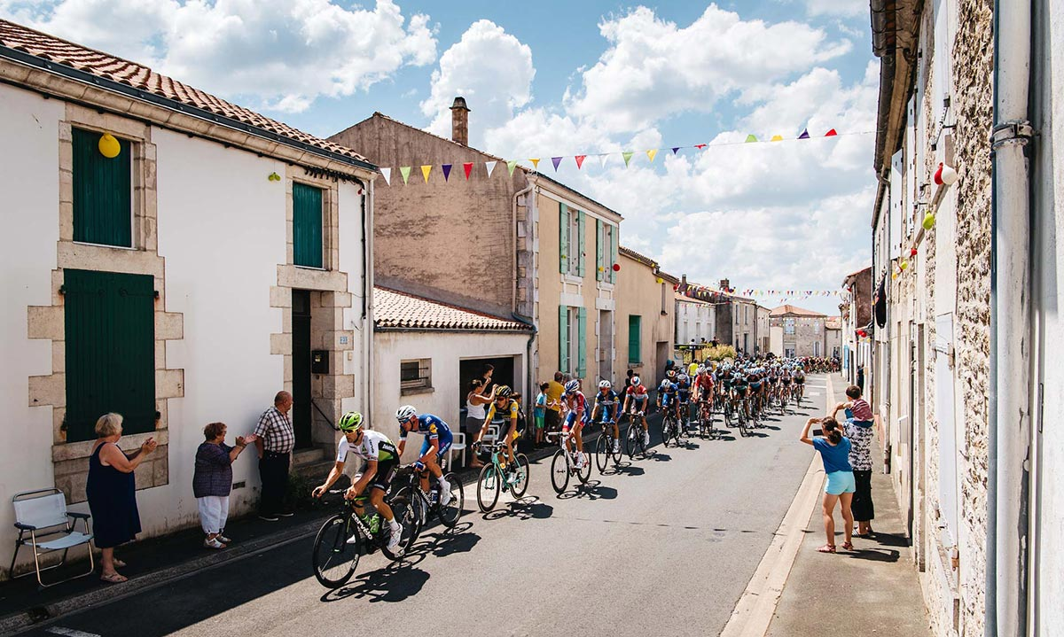 Tappa 1 del our de France 2018