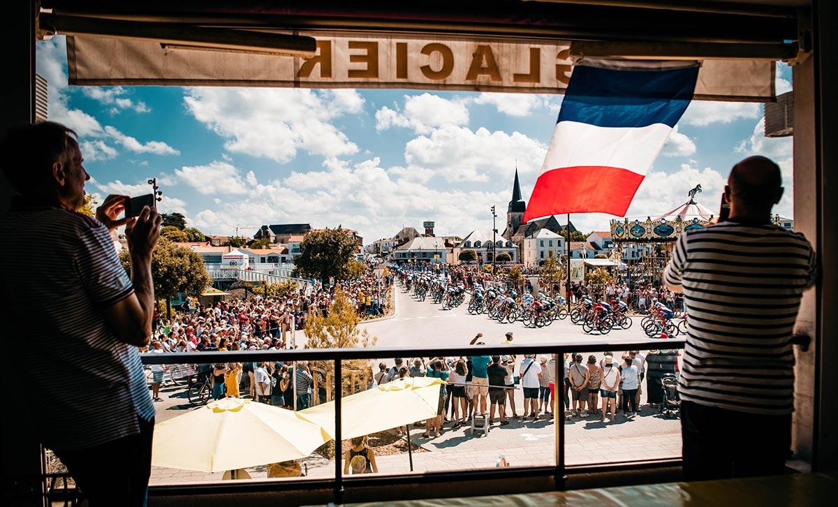Tifosi del Tour de France 2018