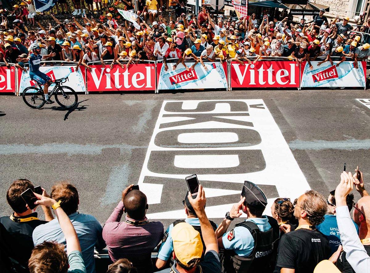 Fernando Gaviria al Tour de France 2018