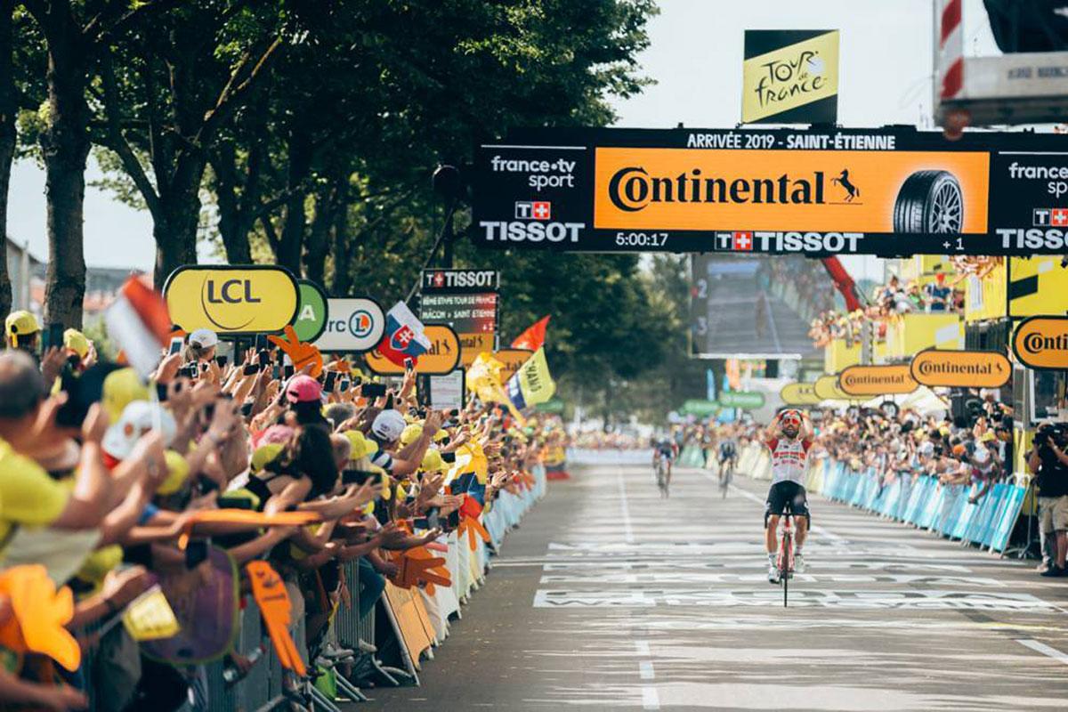 Thomas De Gendt al Tour 2019
