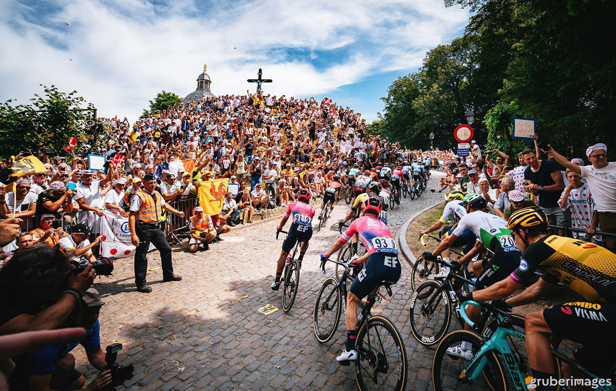 Il Tour 2019 affronta il Muur