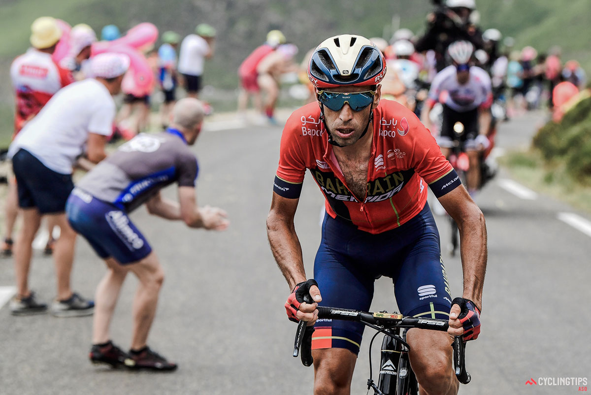 Vincenzo Nibali al Tour de France 2019