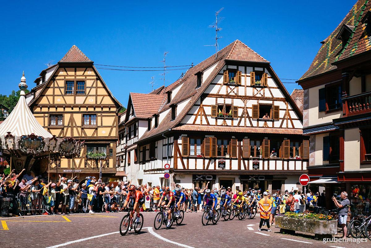 Il Tour de France 2019 vicino alla Germania
