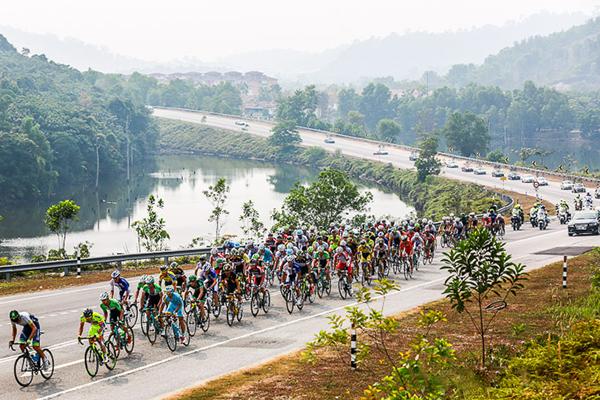 Il Tour de Langkawi 2014