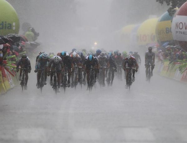 Volata al Tour de Pologne 2012