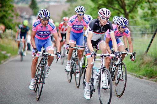 Frank Schleck al Tour de Suisse