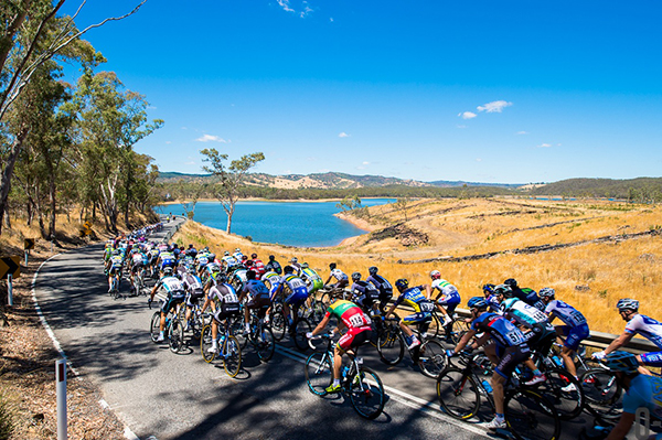 Il Tour Down Under 2013