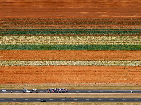 Paesaggio da Tour Down Under