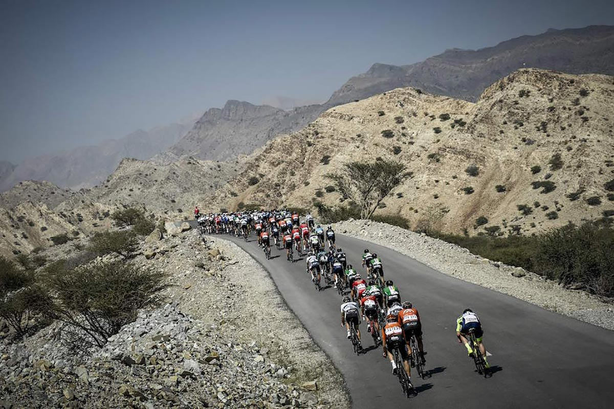 Tour of Oman 2018