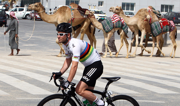 Mark Cavendish al Tour of Qatar
