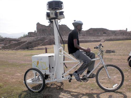 Il triciclo di Google